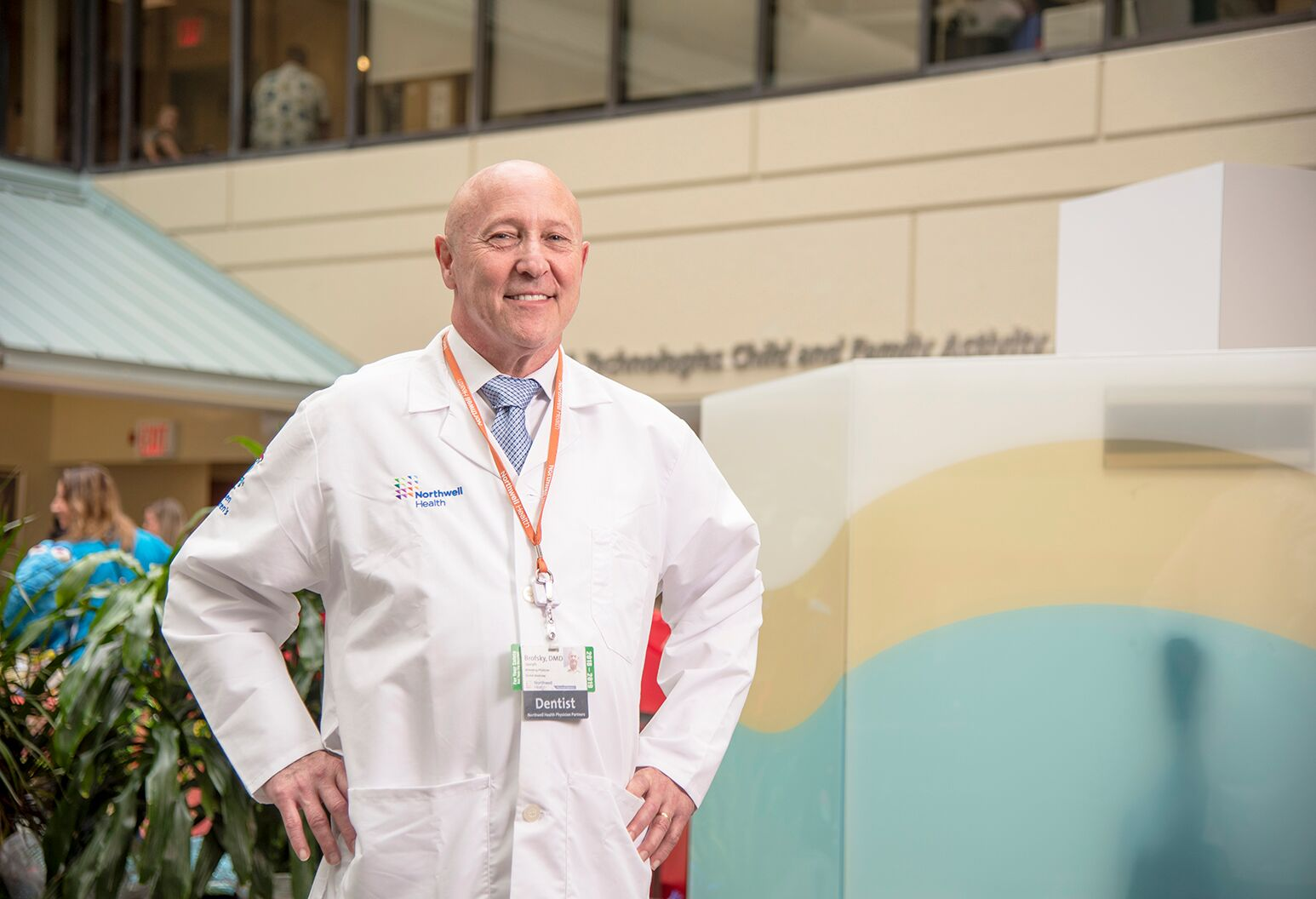 Give Kids A Smile ambassador Dr. Joseph Brofsky is being honored with a 2019 Shils Fund Innovator Award for his community service.