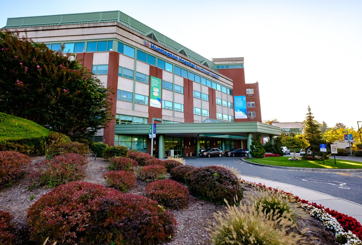 Huntington Hospital.
