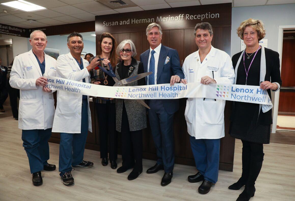 Lenox Hill Hospital Unveils New Heart Rhythm Center