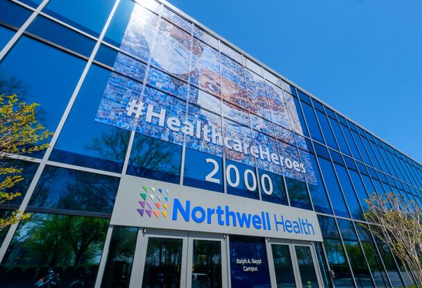 Northwell recognized by IHF's Beyond the Call of Duty for ...